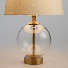 Glass Globe Serena Accent Lamp Base by World Market