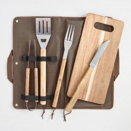 Barbecue Tool 6 Piece Gift Set by World Market