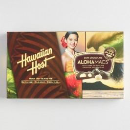 Hawaiian Host Dark Chocolate Alohamacs Box by World Market