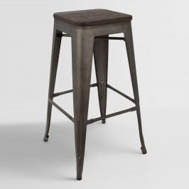Espresso Arwen Barstools Set of 2 by World Market
