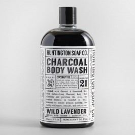 Huntington Lavender Charcoal Body Wash: Gray/Purple by World Market