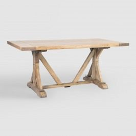 Rectangular Wood Keaton Dining Table by World Market