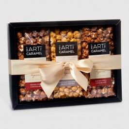 Some Like It Hot Caramel Popcorn Gift Set by World Market