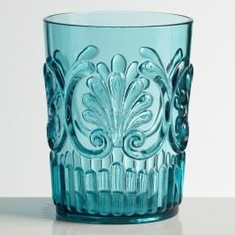 Aqua Pacific Acrylic Tumbler Glasses Set of 2: Blue by World Market