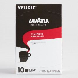 Lavazza Classico K-Cup 10 Count by World Market