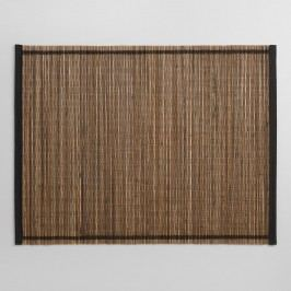 Reed Lidi Placemats Set of 4: Brown - Natural Fiber by World Market