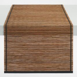 Reed Lidi Table Runner: Brown - Natural Fiber by World Market