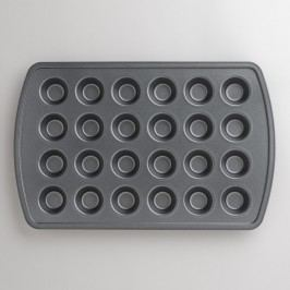 Metal Nonstick 24c Mini Muffin Pan by World Market