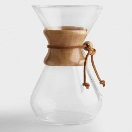 Chemex 8-Cup Coffeemaker: Natural by World Market