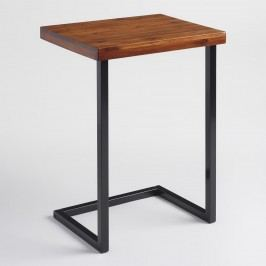 Alemeda Laptop Table - Metal  by World Market