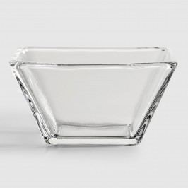 Tempo Square Glass Tasting Bowls, Set of 4 by World Market