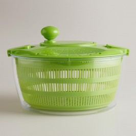 Salad Spinner: Green by World Market