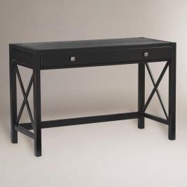 Antique Black Easton Desk by World Market