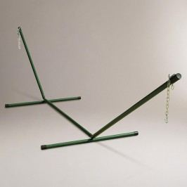 Hunter Green 2 Person Hammock Stand - Metal by World Market