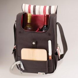 Dixon Insulated Wine & Cheese Tote by World Market