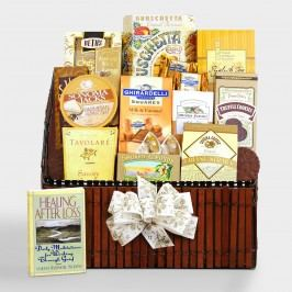 Caring Condolences Sympathy Basket by World Market