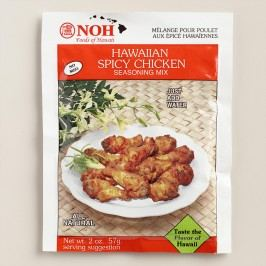 NOH Hawaiian Spicy Chicken Seasoning Mix, Set of 12 by World Market