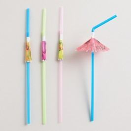 Umbrella Straws, Set of 24 by World Market