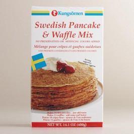 Kungsornen Swedish Pancake & Waffle Mix Set of 2 by World Market
