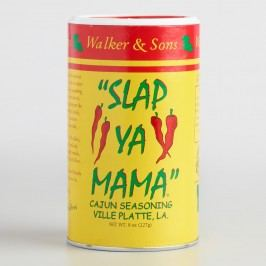 Slap Ya Mama Cajun Seasoning by World Market