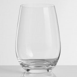 Connoisseur Crystal Stemless Glasses Set of 4 by World Market