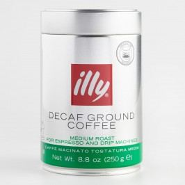 Illy Decaf Medium Roast Ground Coffee by World Market
