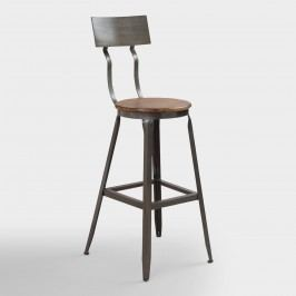 Hudson Pub Stool - Metal by World Market