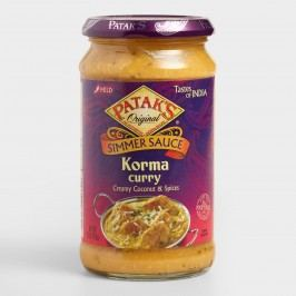Patak's Korma Sauce, Set of 6 by World Market