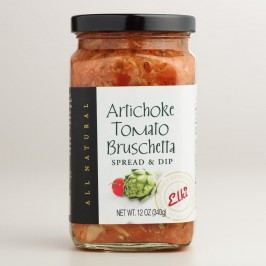 Elki Artichoke Tomato Bruschetta by World Market