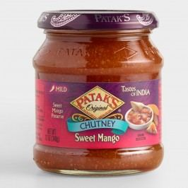 Patak's Mango Chutney, Set of 6 by World Market