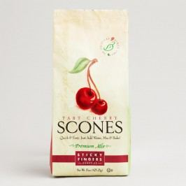 Sticky Fingers Bakeries Tart Cherry Scone Mix, Set of 6 by World Market