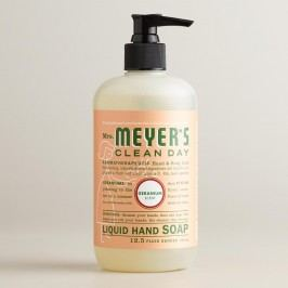 Mrs. Meyer's Geranium Hand Soap by World Market