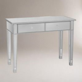 Mirrored Console Table - Wood by World Market