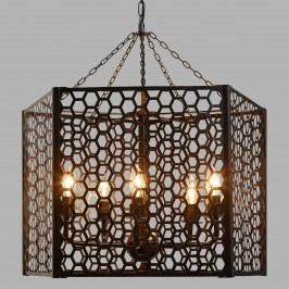 Honeycomb Chandelier - Metal by World Market