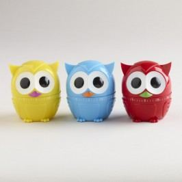 Owlet Timers, Set of 3: Multi by World Market