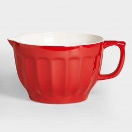 Red Melamine Batter Bowl by World Market