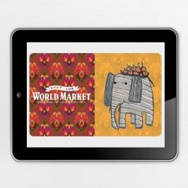 Give an Online eGift Card - Gc500 by World Market Gc500