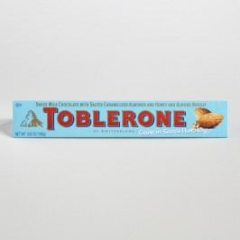 Toblerone Crunchy Salted Almond Bar, Set of 5 by World Market