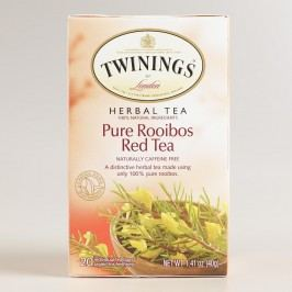 Twinings African Rooibos Tea, Set of 6 by World Market