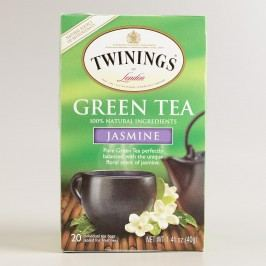 Twinings Green Jasmine Tea, Set of 6 by World Market
