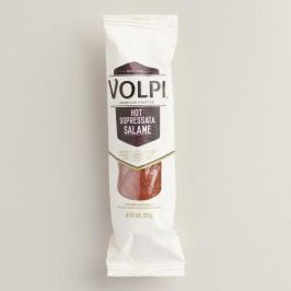 Volpi Hot Sopressata Salami, Set of 6 by World Market