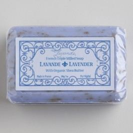 La Lavande Lavender Bar Soap: Purple by World Market