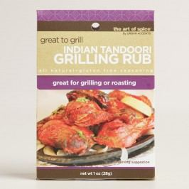Art of Spice Indian Tandoori Grilling Rub, Set of 6 by World Market