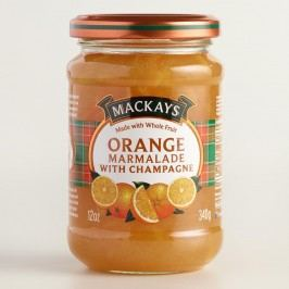 MacKays Orange Marmalade with Champagne, Set of 6 by World Market