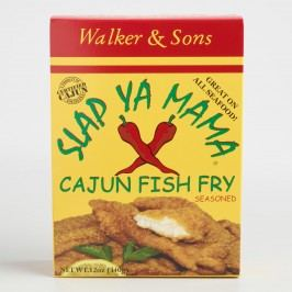 Slap Ya Mama Cajun Fish Fry Set of 2 by World Market