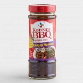Korean Bulgogi BBQ Sauce, Set of 2 by World Market