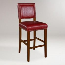 Red Jace Barstool by World Market