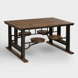 Galvin Cafeteria Table - Metal by World Market