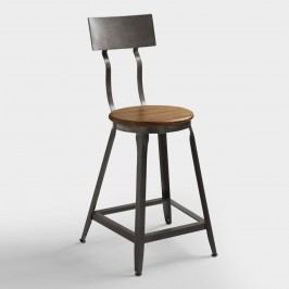 Hudson Counter Stool - Metal by World Market