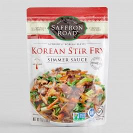 Saffron Road Korean Stir Fry Simmer Sauce, Set of 8 by World Market